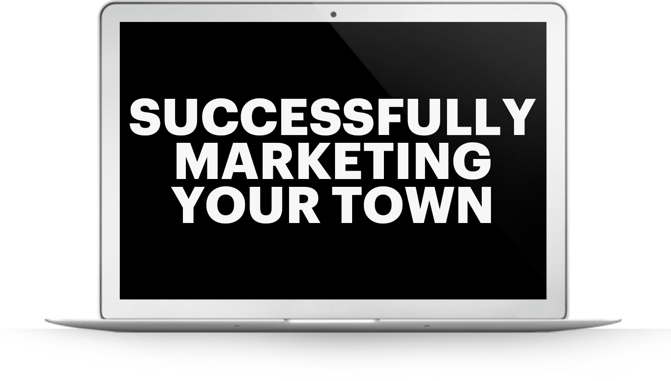 Successfully marketing your town
